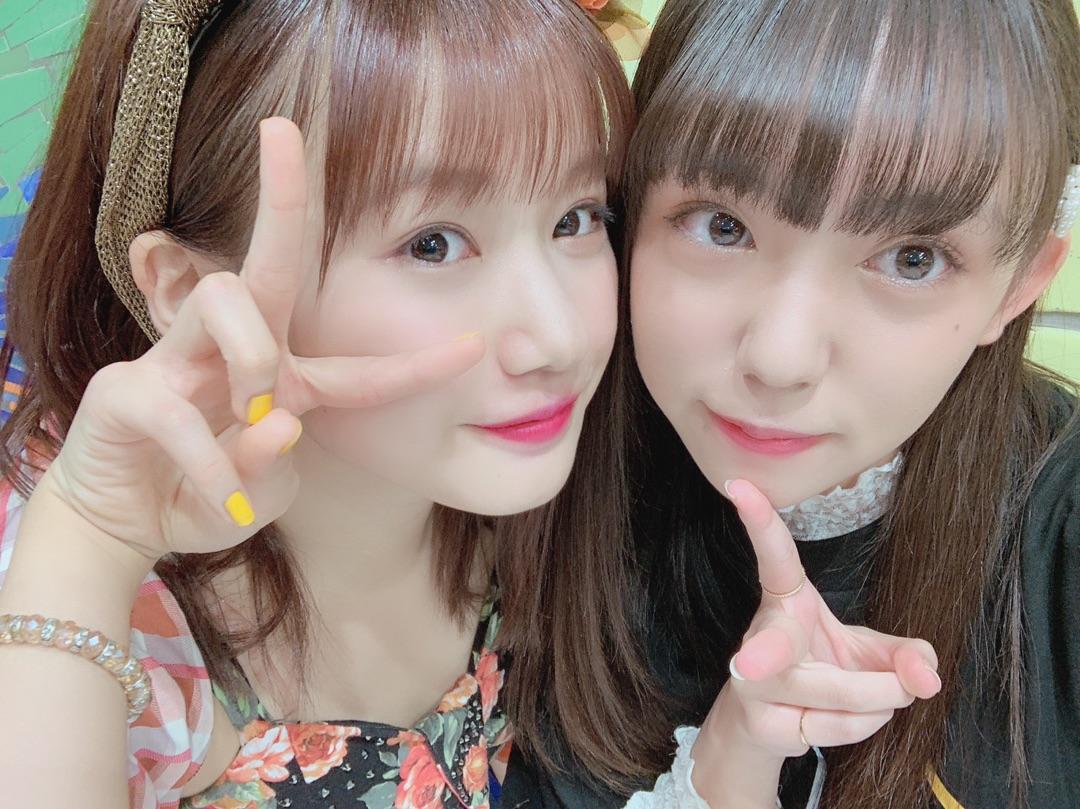【13期14期 Blog】 話すの大好きなんだな〜 横山玲奈:…  #morningmusume19