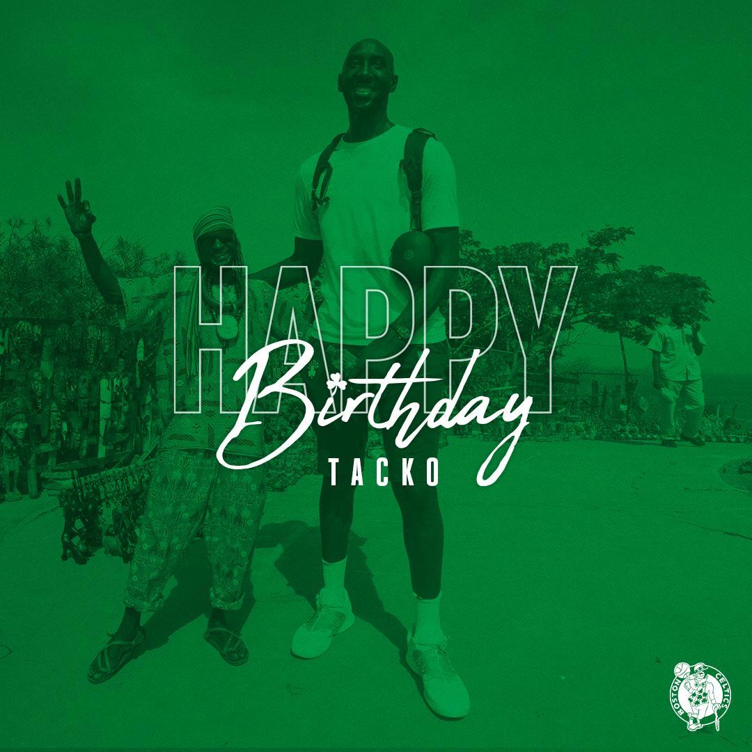 #TackoTuesday has a new meaning today! Happy birthday @tackofall99 ☘️🎂🎉