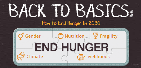 Without curbing #climatechange, it will cause more #hunger #malnutrition #displacement forced #migration #conflict #violence, & it will widen the inequalities btwn rich and poor. Read more in the 2019 #HungerReport: http://ow.ly/gK9V50xqOBT  #backtobasics #endhunger #COP25Madrid