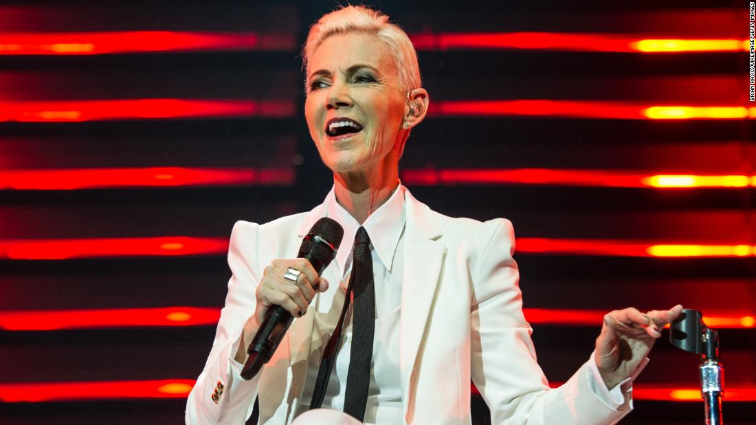 Roxette singer Marie Fredriksson, known for the global smash hits The Look and It Must Have Been Love, is dead at 61  https://cnn.it/2E2NslR
