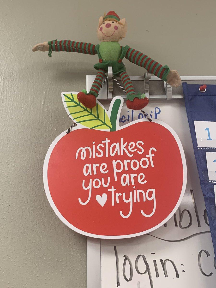 Rodolfo has a positive message this morning! #gibcal