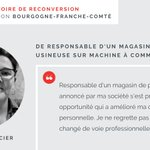 Image for the Tweet beginning: 💬Isabelle Mercier nous raconte sa