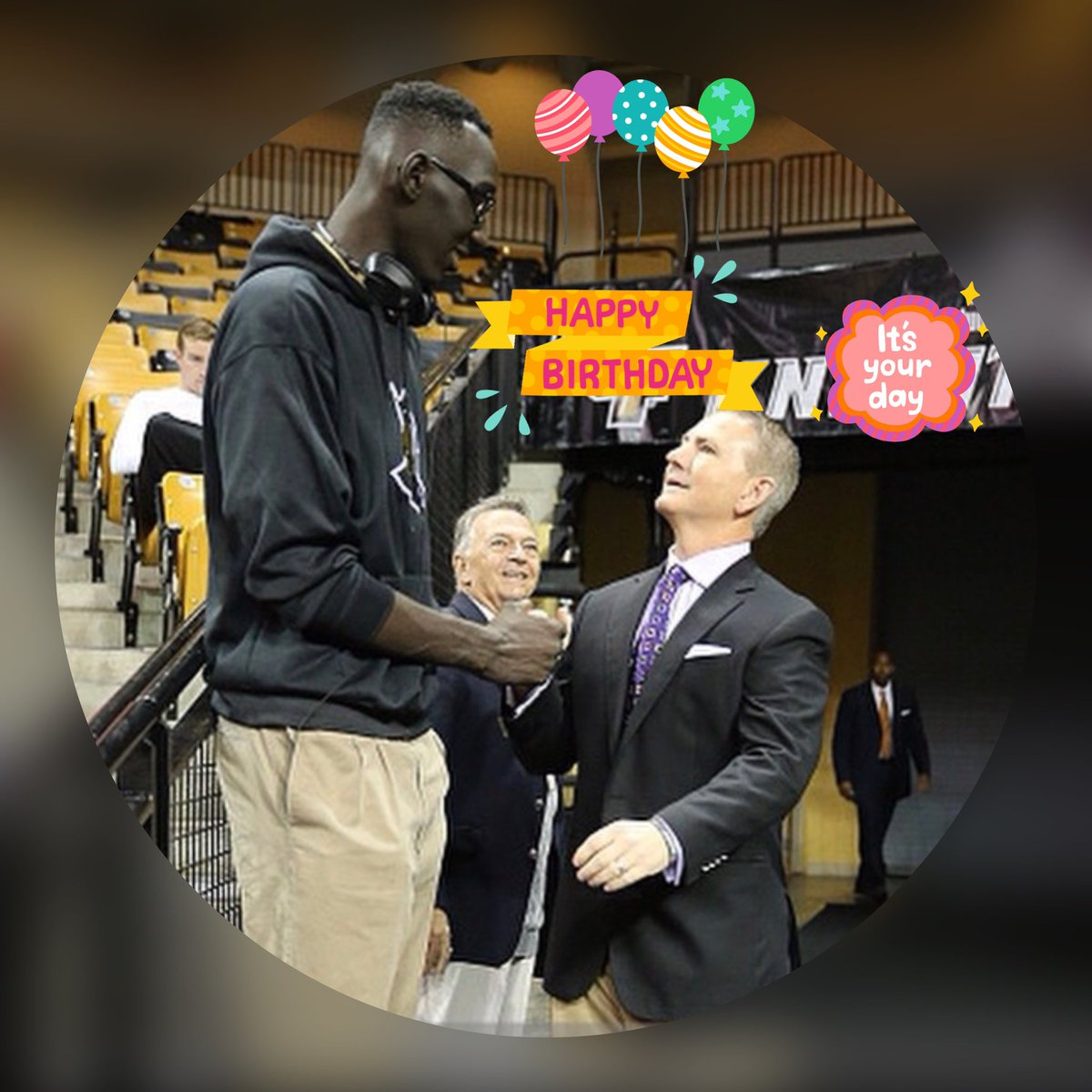 Happy Birthday @tackofall99 Hope your Day is Special Just like You! #Family #GlobalLeader