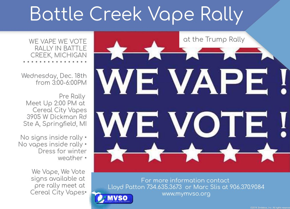 Rally on 12/18 in Battle Creek!! Details in the pic!<br>http://pic.twitter.com/rH6t0AAO38