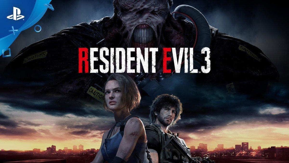 « STAAARRRSSS... » Nemesis revient dans le remake de Resident Evil 3, le 3 avril sur PS4. Premiers détails du #StateofPlay 👉 po.st/Zp Première bande-annonce ⤵️