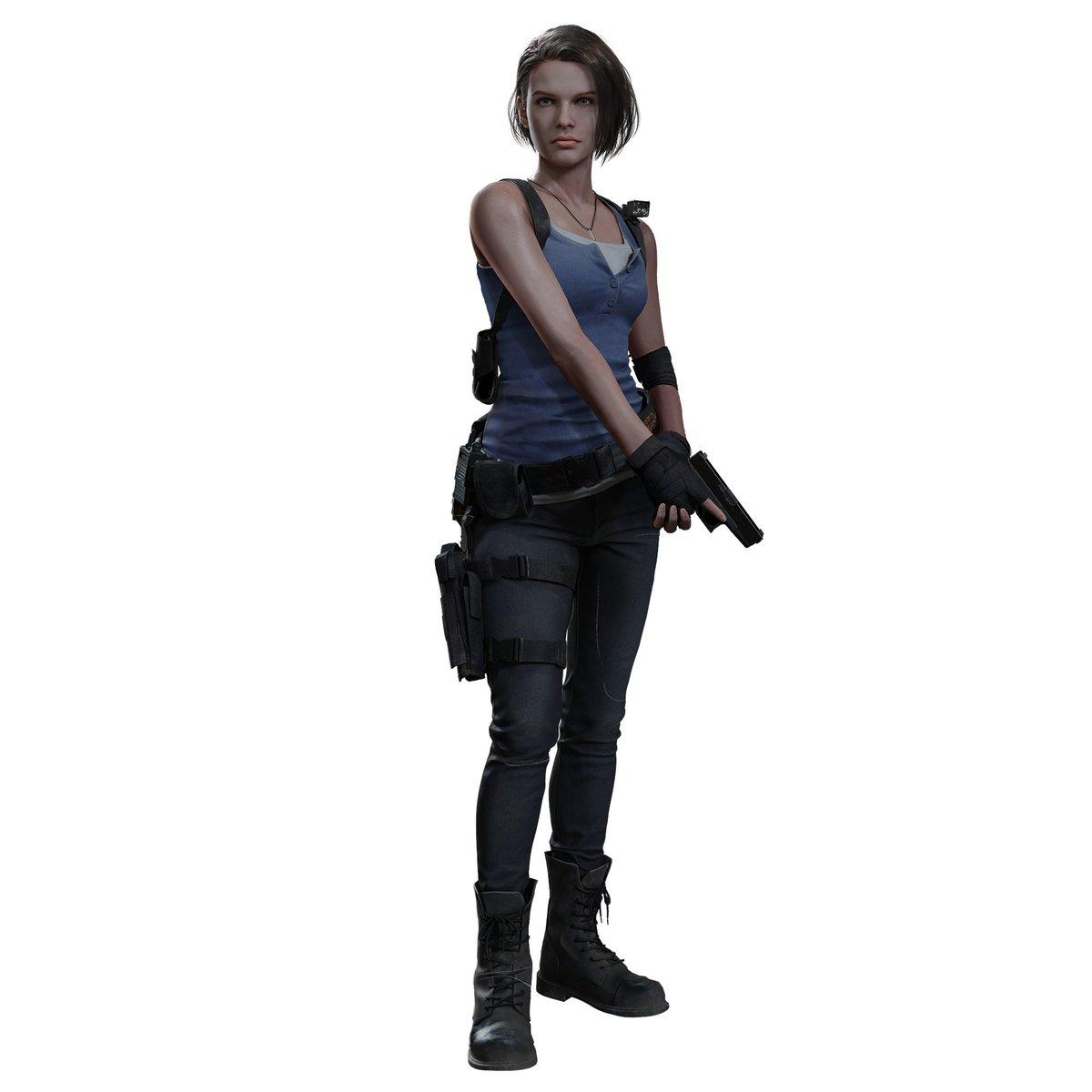 Robert On Twitter Resident Evil 3 Remake Classic Costume