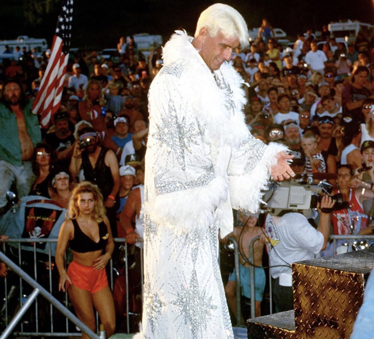 Winter Can't Stop The Ice King! WOOOOO!