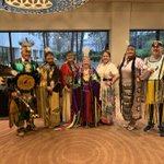 Image for the Tweet beginning: The Indigenous Council opened today's
