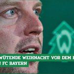 Image for the Tweet beginning: #Werder-Coach Florian #Kohfeldt kehrt in
