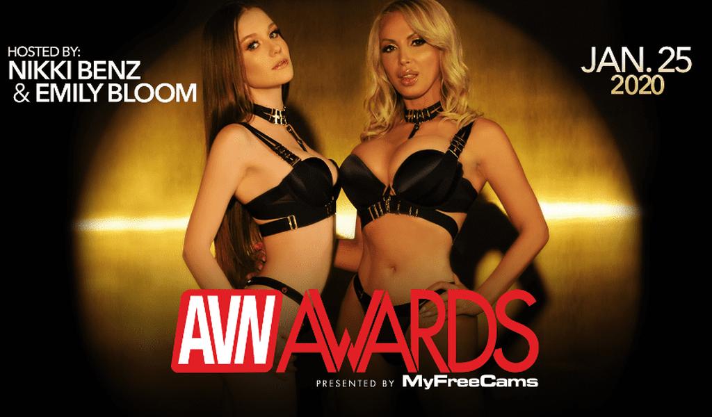 avn awards live