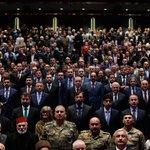 Image for the Tweet beginning: Cumhurbaşkanımız Sn. @RTErdogan'ın katılımlarıyla, Sürgünün