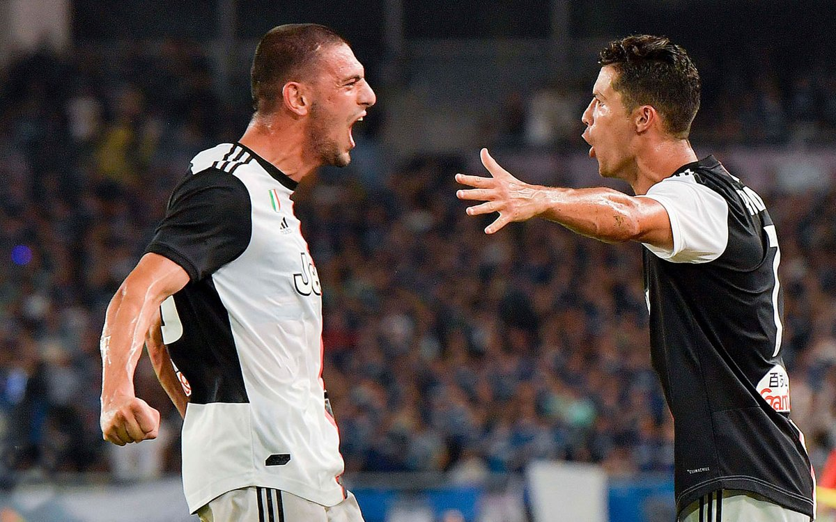 """Demiral on Cristiano: """"He's helping me figure out what to do on the pitch. He warns me if I do something wrong. I think Ronaldo is the best in the world. This is my chance to be in the same team as him."""