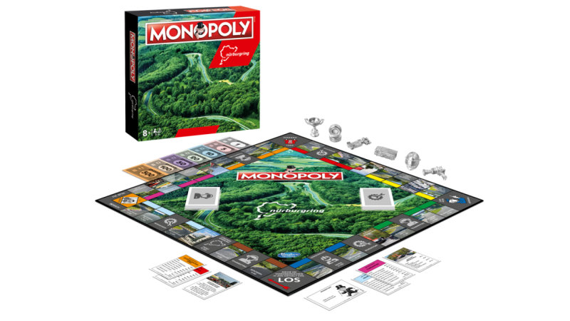 Give game night some gas with Nürburgring Monopoly: http://bit.ly/2qoyUtDpic.twitter.com/pZeab5KHv1