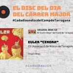 Image for the Tweet beginning: #CarrerMajor 💿 Fusionen el rock