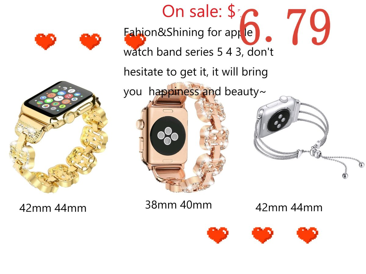 【code:60O5ZY8R】60% off code, don't hesitate to get it~ no review no feedback  https://www. amazon.com/gp/mpc/A3UHS12 DUTA64Q  …  #applewatch#watchos6#applewatchfresh#applewatchseries2#applewatchseries3#watchface#apple#applewatchseries4#applewatchseries5#watchos#solar <br>http://pic.twitter.com/2SpHLeoRUY