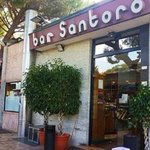 Image for the Tweet beginning: Il bar Santoro a Palermo