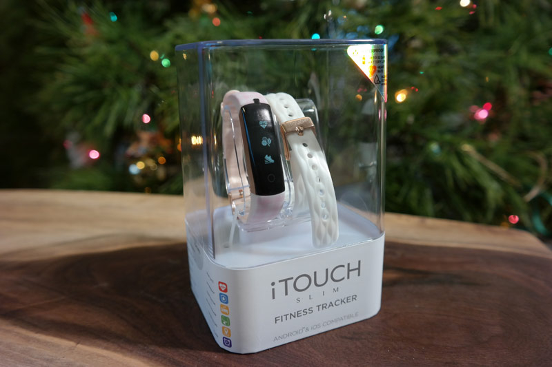 Gift idea for her: iTouch Slim Fitness Tracker tracks calories, steps, heart rate & can be used as camera remote.   @itouchwearables #MadeForEveryMove #fitnesstracker #wearabletechnology #itouchwearables #AOMChristmasGiftGuide https://www.akronohiomoms.com/men-women-and-hostess-gift-guide/ …