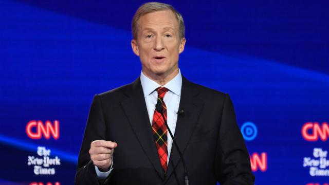 Tom Steyer rolls out $125 billion plan to invest in historically black colleges hill.cm/zk431Yo