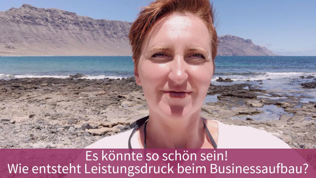 Es könnte so schön sein! Wie entsteht eigentlich Leistungsdruck beim Businessaufbau? http://chmp.ly/81Gpic.twitter.com/8i8RjQIaLm