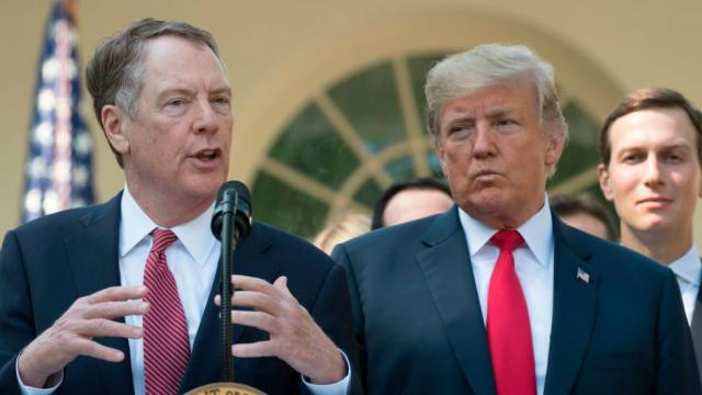NEW: Lighthizer starts GOP charm offensive on Trump trade deal hill.cm/JMrM7Qs