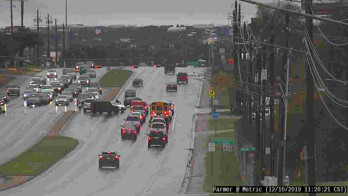 Crash at Parmer & Lamplight village has cleared. All lanes are now open. Drive safely! #ATXtraffic