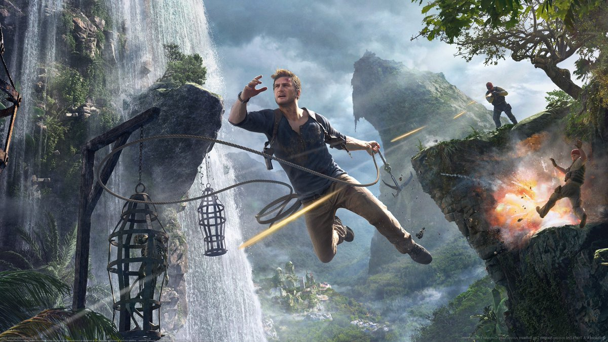 How Level Flow Works In Uncharted 4 And The Last Of Us - Trinh NguyenHow do you get players to go where you want them to go? Trinh Nguyen assesses recent Naughty Dog games and shares his observations as he attempts to hone in on their approach.Article: https://bit.ly/35cNuDC