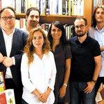 Image for the Tweet beginning: El periodista Marc Martínez Amat
