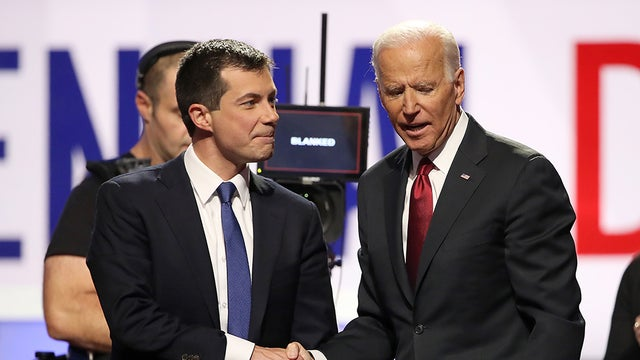 Poll: Buttigieg, Biden tied with Trump in traditionally red state hill.cm/JO9yeC3