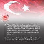 Image for the Tweet beginning: Tüm tepkilere rağmen, Boşnak kardeşlerimize