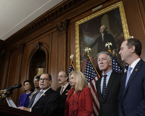 Facts: These 7 members of the coastal, liberal elite have served 191 combined years in Congress representing: —San Francisco —New York City —Hollywood —Los Angeles —Manhattan —New York City —Springfield, Mass This is who is trying to overturn the votes of 63 million Americans