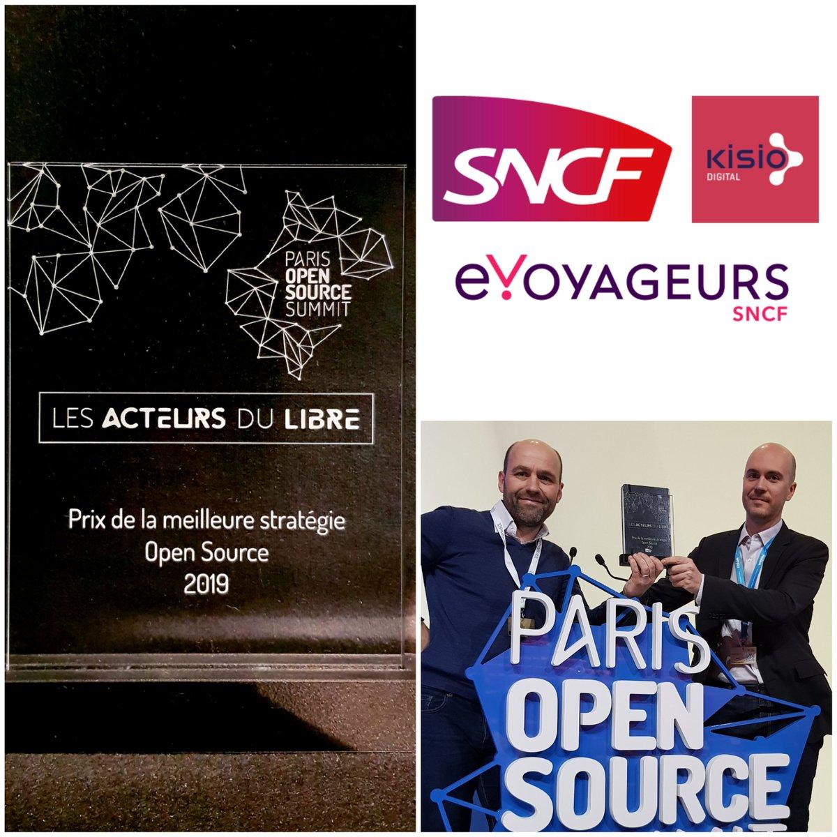 Recompense LesActeursDuLibre 2019