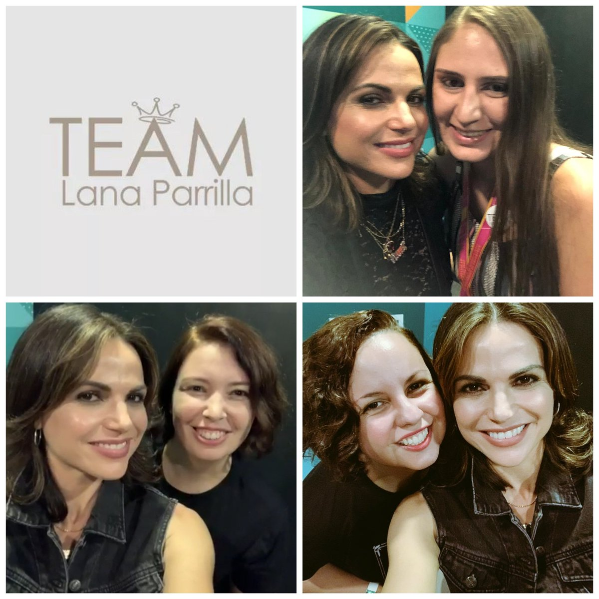 Team Lana Parrilla Teamlparrilla Twitter Of italian and puerto rican descent, lana parrilla spent her childhood in brooklyn, new york. team lana parrilla teamlparrilla