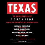 Image for the Tweet beginning: Texas anuncia nuevos conciertos para