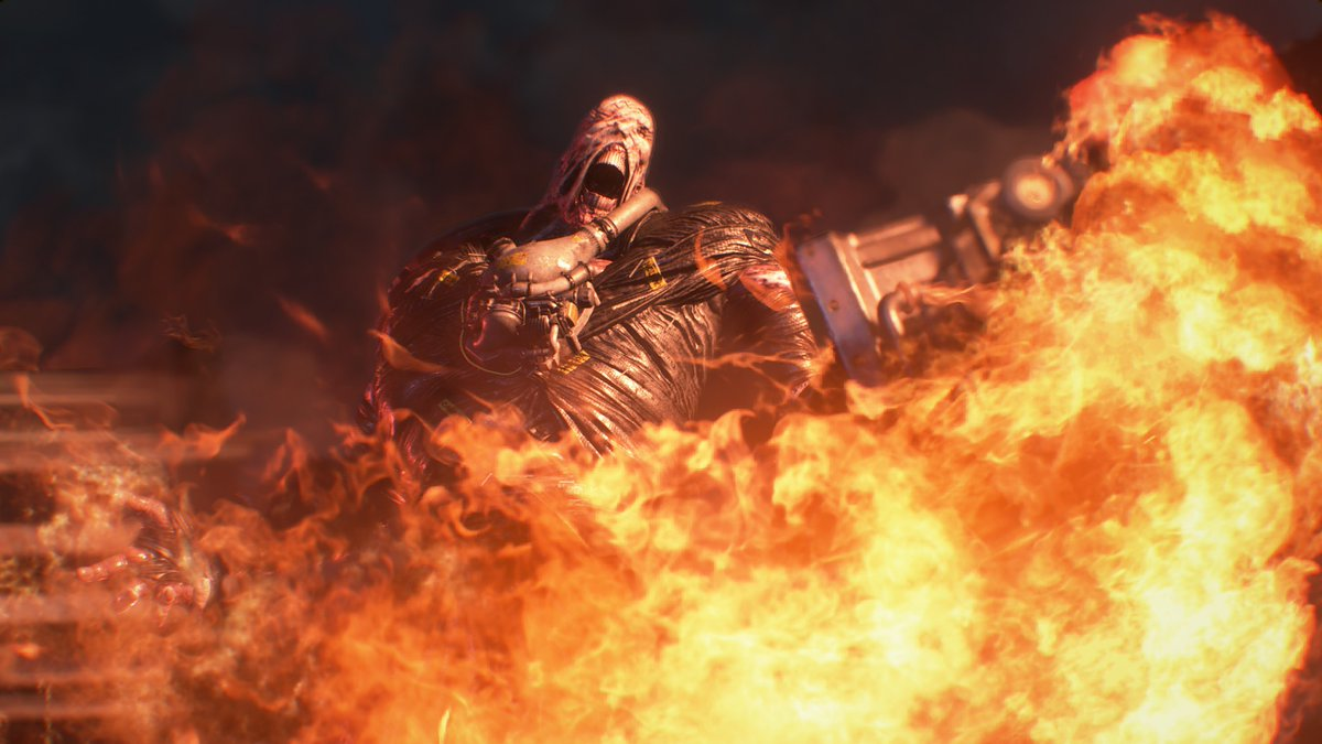 STAAARRRSSS... Nemesis returns in the highly anticipated remake of Resident Evil 3. First details: play.st/3586S4X