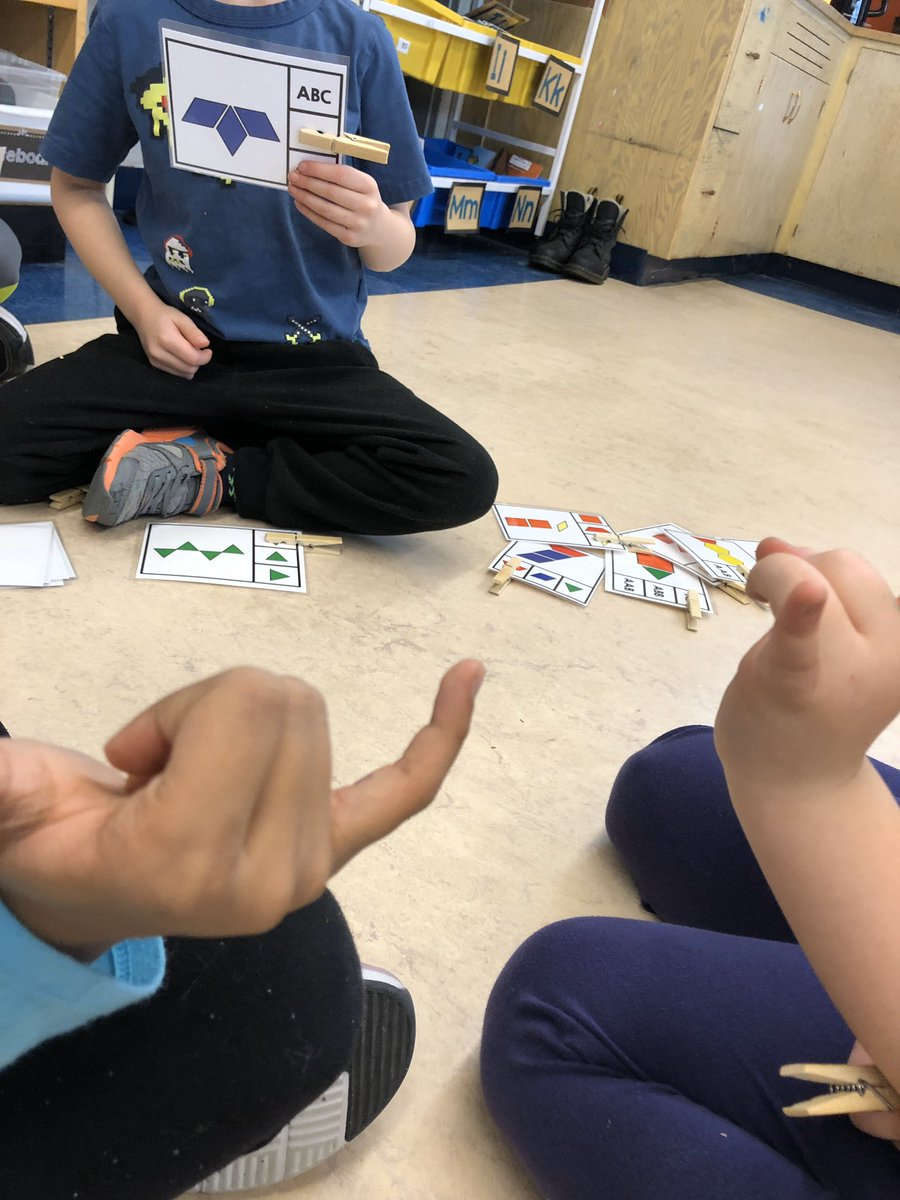Using talk moves to communicate with each other during math centres. We agree with that answer! <a target='_blank' href='https://t.co/2eFyFgv8BL'>https://t.co/2eFyFgv8BL</a>