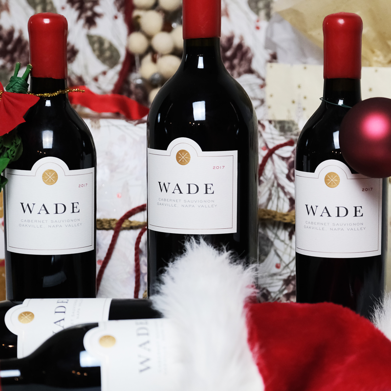 We just made your gifting experience seamless. @DWadeCellars got you!