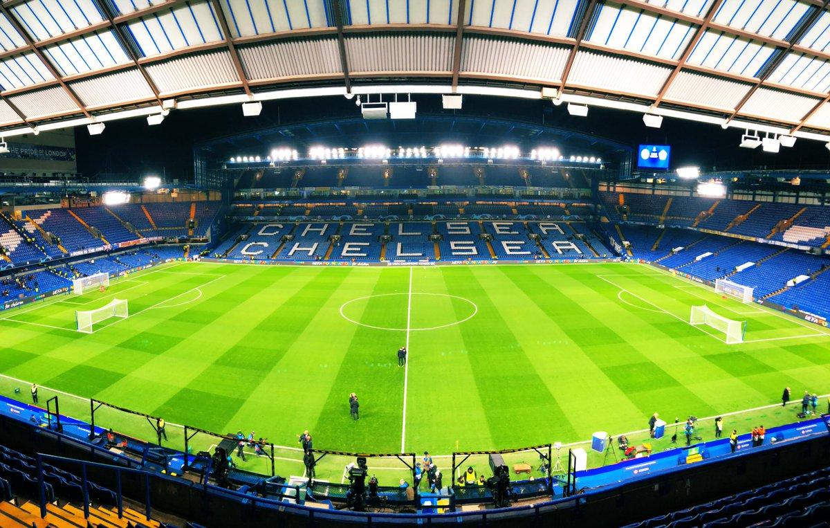 Les compos de Chelsea-Lille