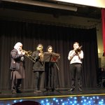 Image for the Tweet beginning: Some fantastic brass performances this