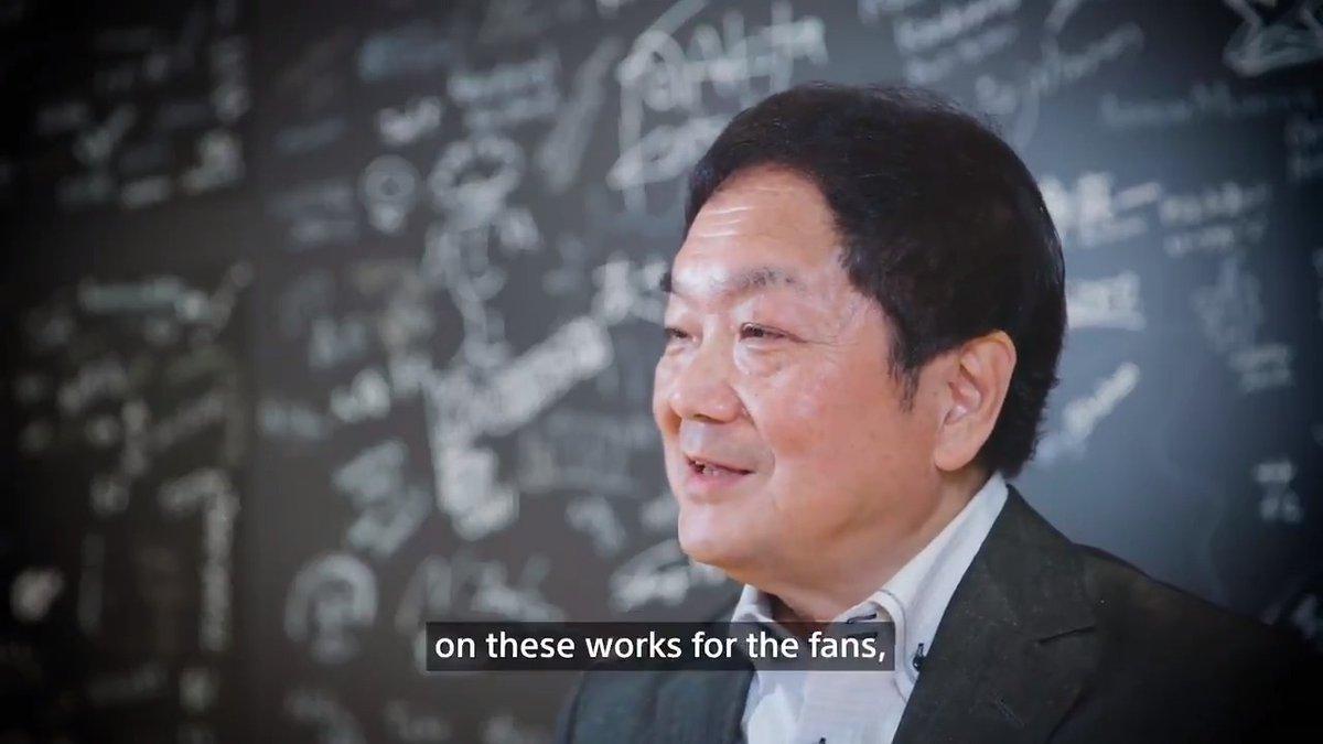The father of PlayStation, Ken Kutaragi, reflects on #25YearsOfPlay