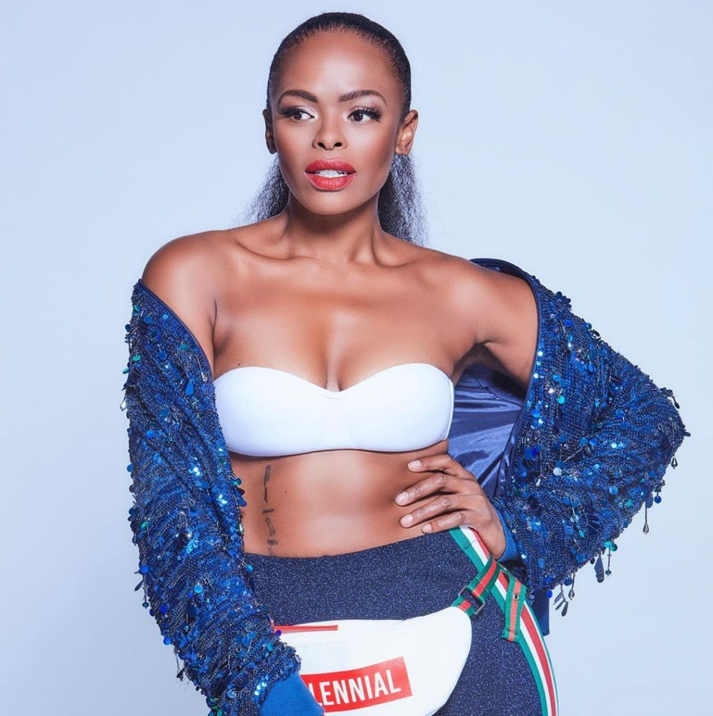 #IdolsSA judge Unathi Nkayi opens up about struggling with depression & how she overcameit mbaretimes.com/2019/12/10/una…