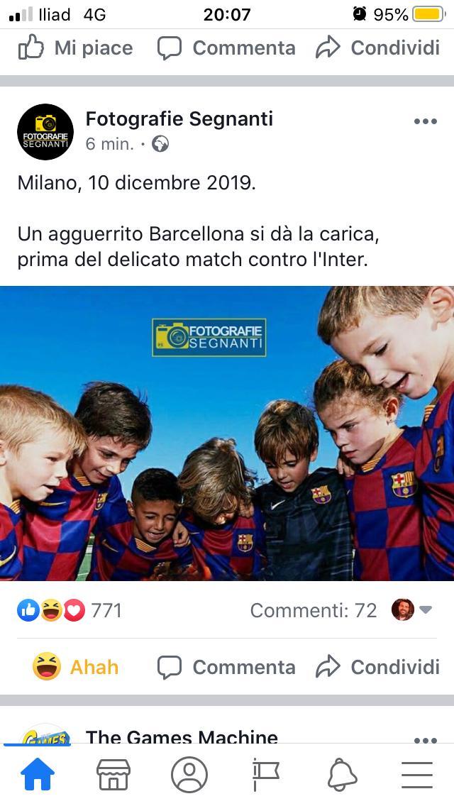 #InterBarça