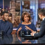 Image for the Tweet beginning: TONIGHT: @AlfreWoodard and @AldisHodge are