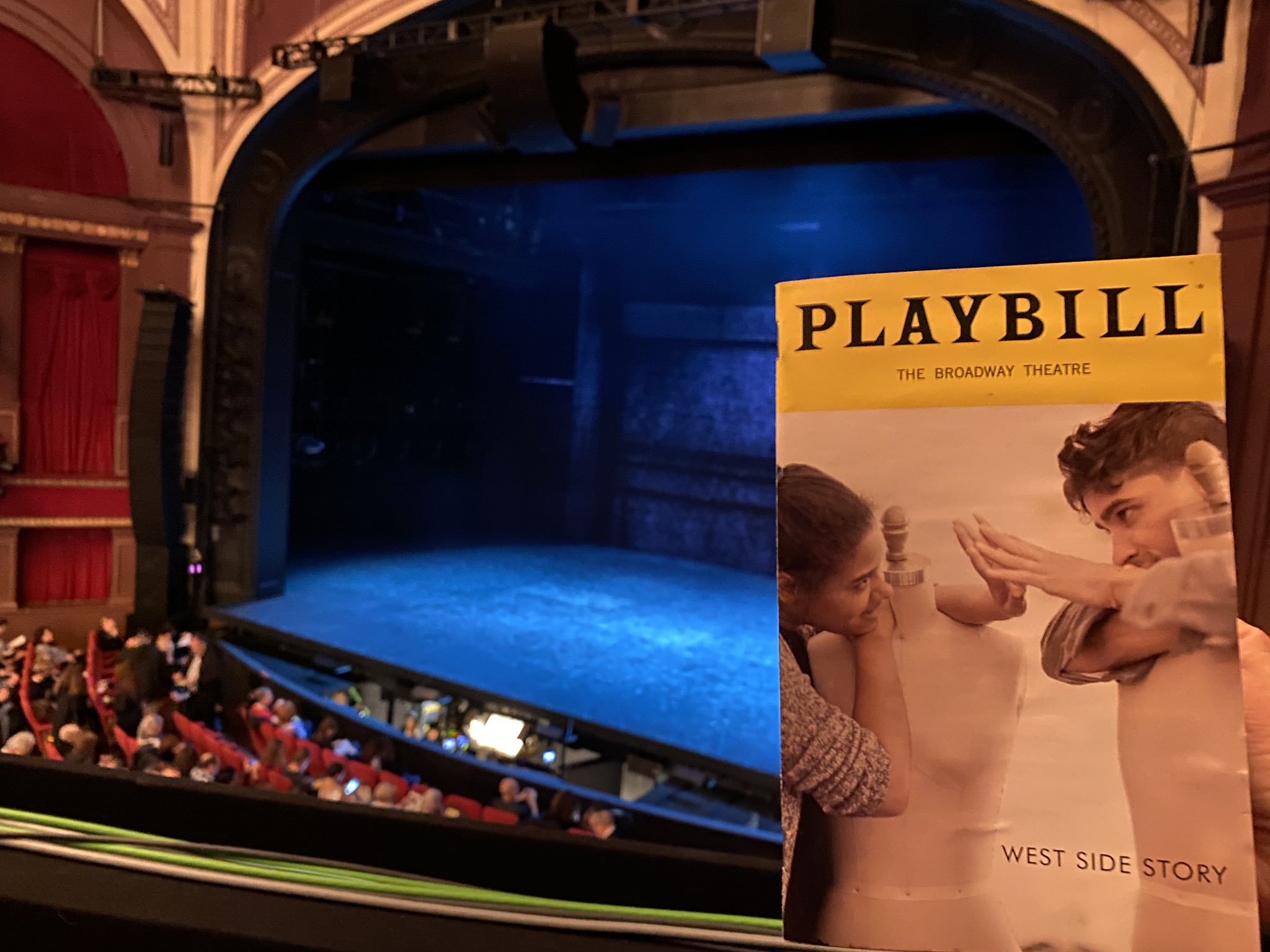 WEST SIDE STORY (2019 Revival) Preview Thread
