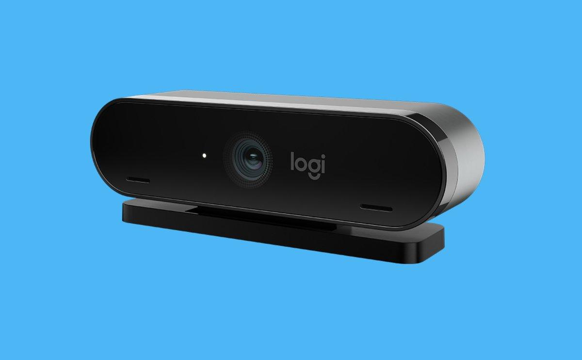 Logitech made a bespoke $200 magnetic 4K webcam for Apple's Pro Display XDR