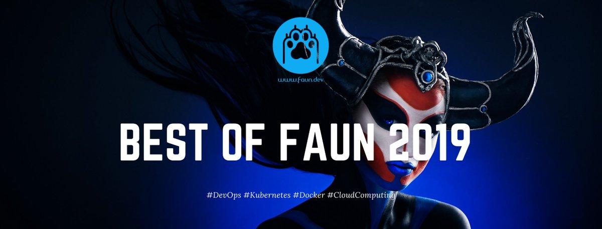 RT @BooksForDevOps 100 Best #DevOps Stories of 2019— Faunhttps://buff.ly/2YxpHMc #SRE #Kubernetes #DevOps #AWS #CloudComputing #Docker #GIT #tech