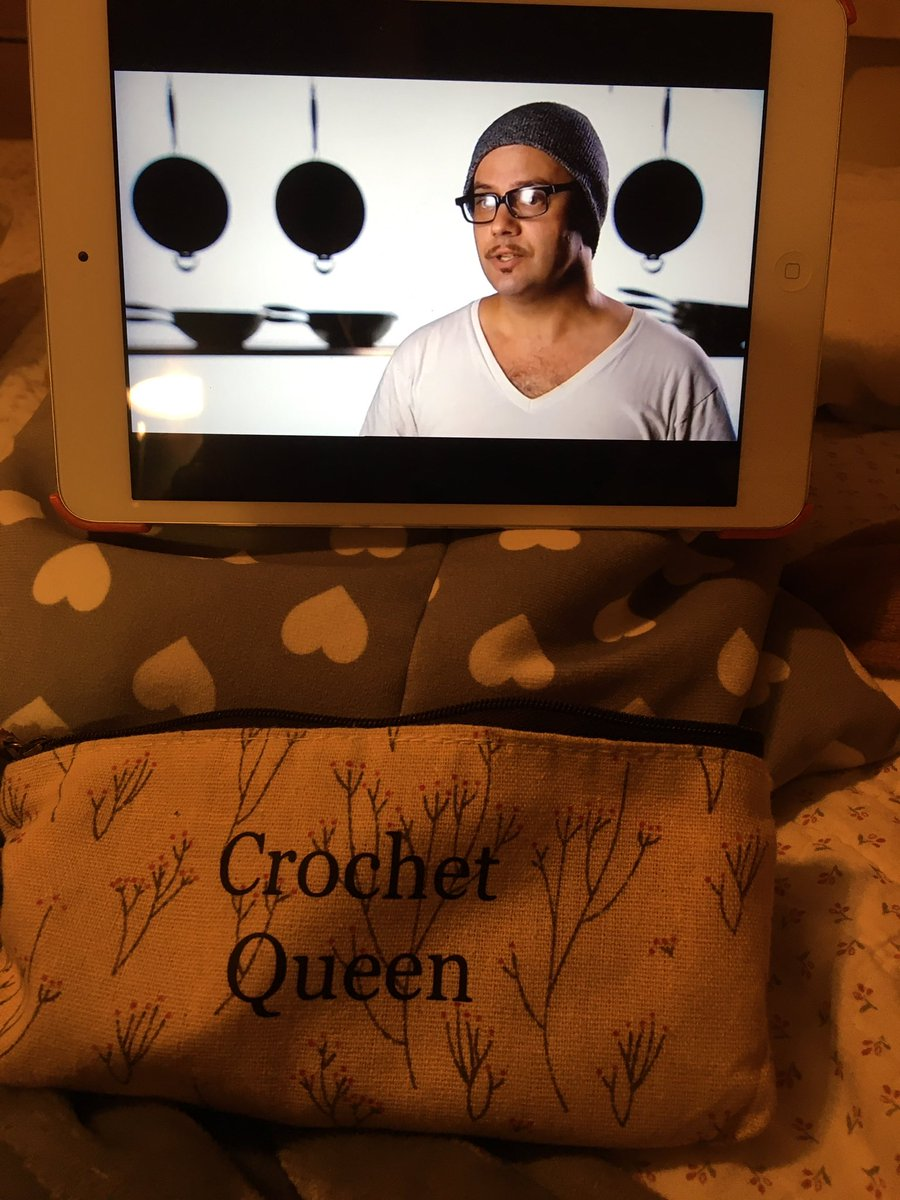 Channeling my inner #crochetqueen making more sprouts 👑 and watching #MasterChefAU   #whatimdoingnow #crochet #crochetaddict