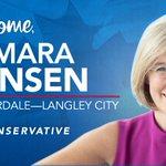 Image for the Tweet beginning: Welcome, Tamara Jansen! Tamara has