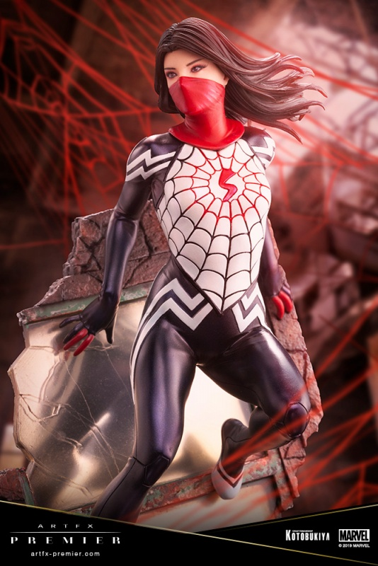 Marvel ArtFX Premier Silk Limited Edition Statue bigbadtoystore.com/Product/Variat…