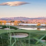 Image for the Tweet beginning: TPC Colorado and its designer,
