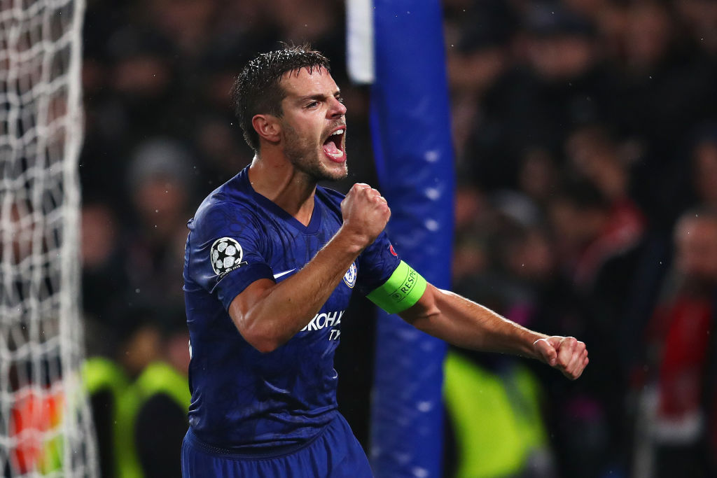 Full time.Chelsea have done it. They're through to the last 16 of the Champions League. Chelsea 2-1 Lille Reaction ➡️http://bbc.in/2rylzzA #bbcfootball